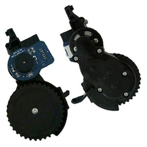 piao Piao Moteur de roue gauche droite pour aspirateur robot Vileda VR302 (couleur : R)