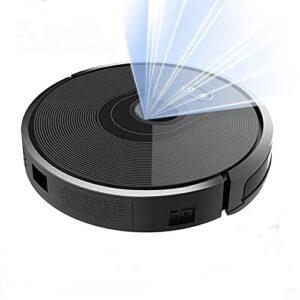 Robot de Balayage Robot aspirateur avec Navigation par caméra, mémoire Intelligente, bloqueur virtuel de Dessin à la Main, Faible Bruit, Grande Eau Intelligente