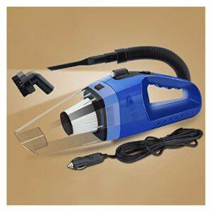 WQZCW Aspirateur de Voiture Aspirateur de Voiture aspirateur sans Fil pour aspirateur de Poche à Domicile Mini Portable mouillé Double Aspiration Super Ventouse Nettoyer à la poussière