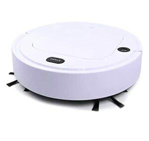 Robot aspirateur sans fil rechargeable 4 en 1 pour la maison