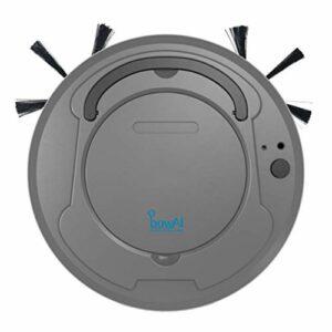 SWEEPID Robot aspirateur multifonction – Machine de nettoyage intelligente – Machine de balayage – Gris