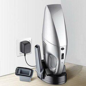 ZH HK Voiture Rechargeable De Voiture D'aspirateur 60W / Aspirateur sans Fil À La Maison